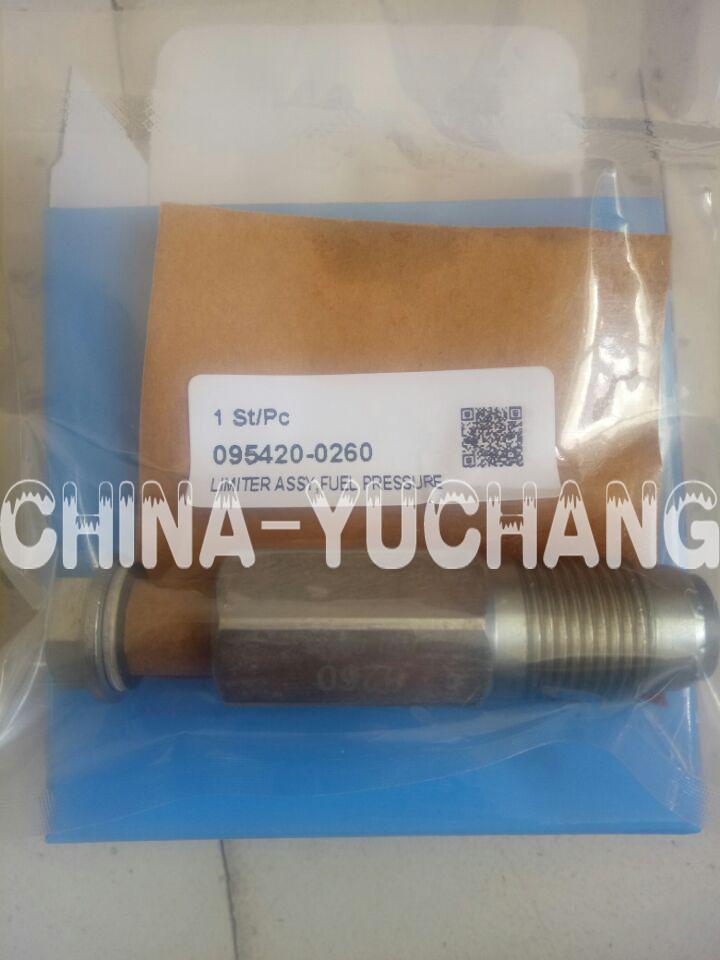 Fuel pressure limiter valve 095420-0260